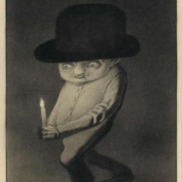 Alfred Kubin. Munich 1898-1906. From Quickening to Death @Richard Nagy Ltd., London  - GalleriesNow.net