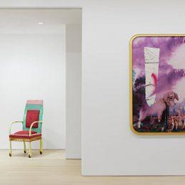 Julian Schnabel: Re-Reading @Almine Rech Gallery New York, New York  - GalleriesNow.net