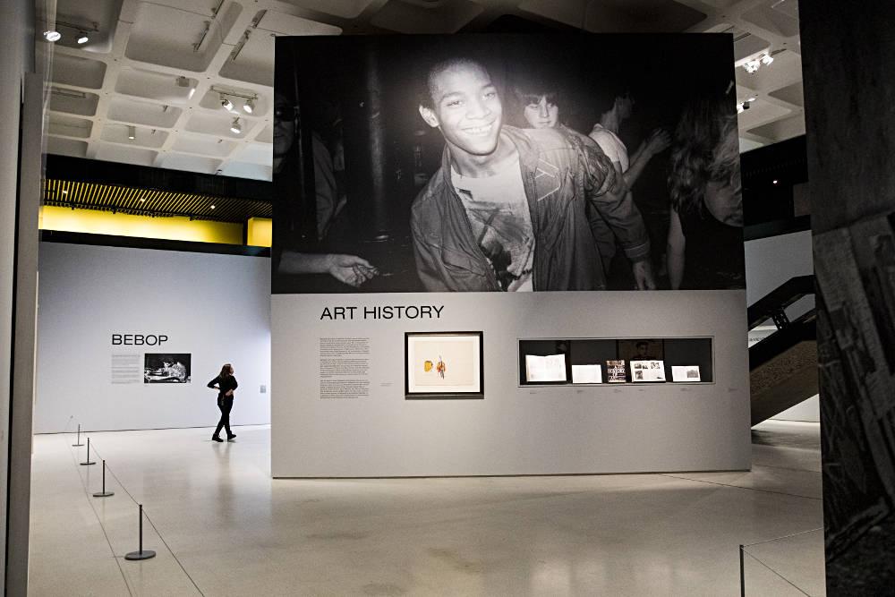 Barbican Basquiat 1