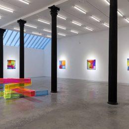 Barbara Kasten: PARTI PRIS @Bortolami, New York  - GalleriesNow.net