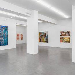 Martin Disler: Malerei @Buchmann Galerie, Berlin  - GalleriesNow.net