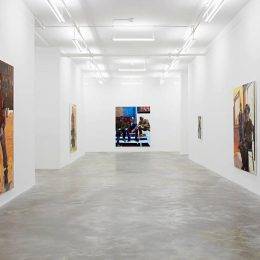 Jordan Casteel: Nights in Harlem @Casey Kaplan, New York  - GalleriesNow.net