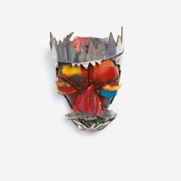 John Chamberlain: Masks @Gagosian Madison Avenue, New York  - GalleriesNow.net