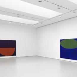 Suzan Frecon: recent oil paintings @David Zwirner 19th St, New York  - GalleriesNow.net