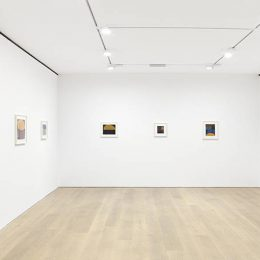 Suzan Frecon: watercolors and small oil paintings @David Zwirner, London, London  - GalleriesNow.net