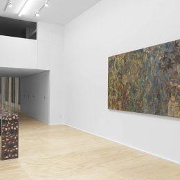 Sam Falls @Eva Presenhuber, New York, New York  - GalleriesNow.net