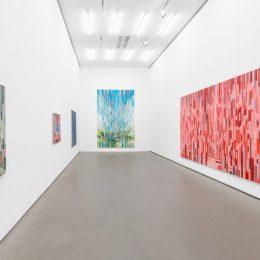 David Schnell: vert @Galerie EIGEN + ART, Berlin  - GalleriesNow.net