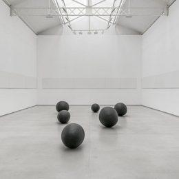 Wolfgang Laib: The Beginning of Something Else @Galerie Thaddaeus Ropac, Marais, Paris  - GalleriesNow.net