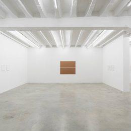 Irma Blank: Global Writings @Galerija Gregor Podnar, Berlin  - GalleriesNow.net