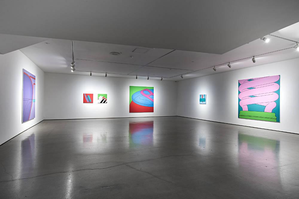 Michael Craig-Martin: All in All at Gallery Hyundai