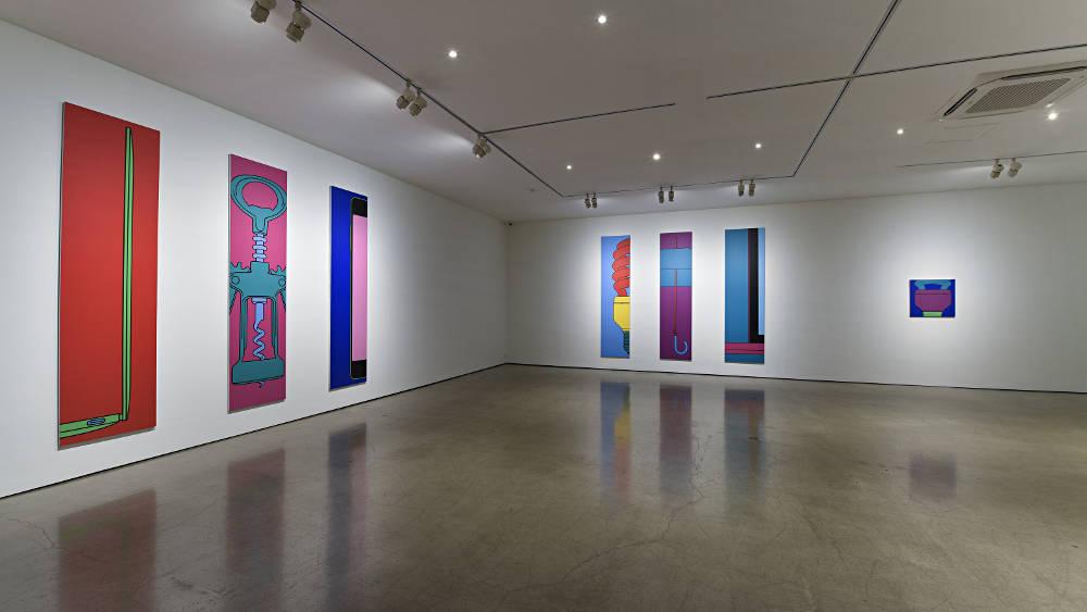 Gallery Hyundai Michael Craig-Martin 2