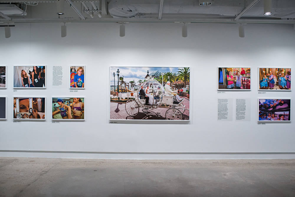 International Center of Photography Museum Lauren Greenfield 1