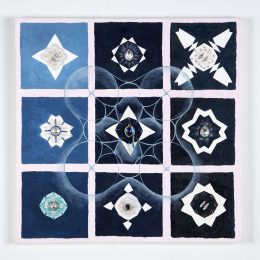 Katerina Lanfranco: Mystic Geometry @Nancy Hoffman Gallery, New York  - GalleriesNow.net