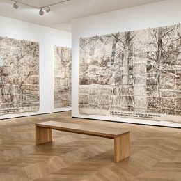 Gilbert & George: The General Jungle or Carrying on Sculpting @Lévy Gorvy London, London  - GalleriesNow.net
