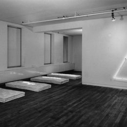 Ileana Sonnabend and Arte Povera: Curated by Germano Celant @Lévy Gorvy New York, New York  - GalleriesNow.net