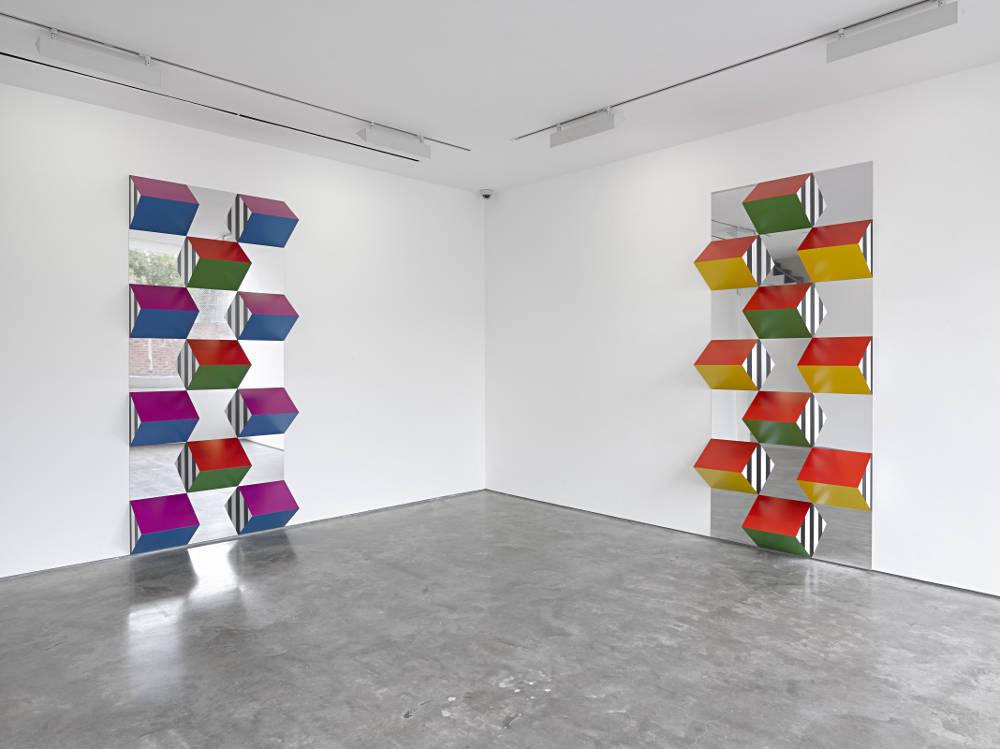 Lisson Gallery Daniel Buren 2