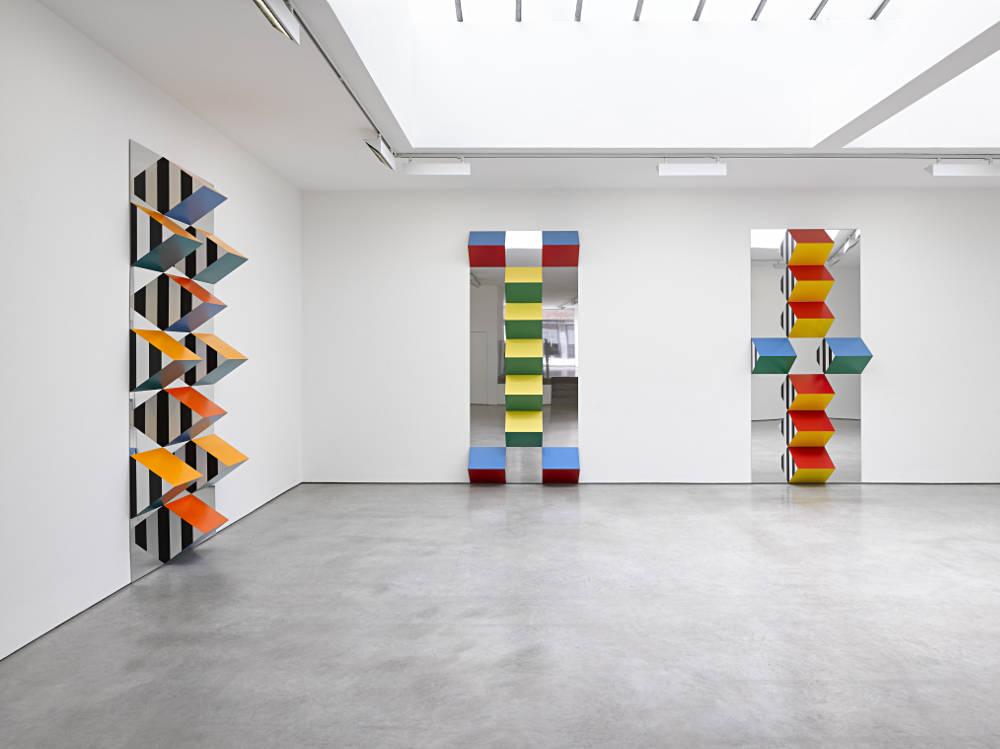 Lisson Gallery Daniel Buren 4