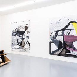 Matthias Zinn: K ö p f e [Heads] @Mai 36 Galerie Showroom, Zürich  - GalleriesNow.net