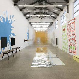 John Armleder: Better, Quasi @Massimo De Carlo, Milan, Milan  - GalleriesNow.net
