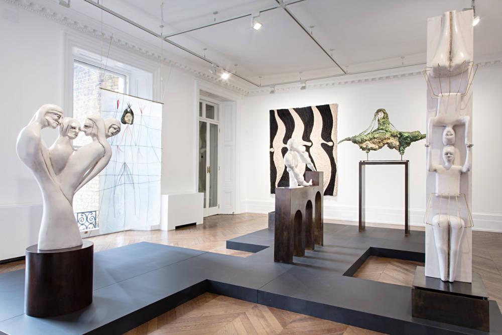 Michael Werner Gallery Mayfair Enrico David 1