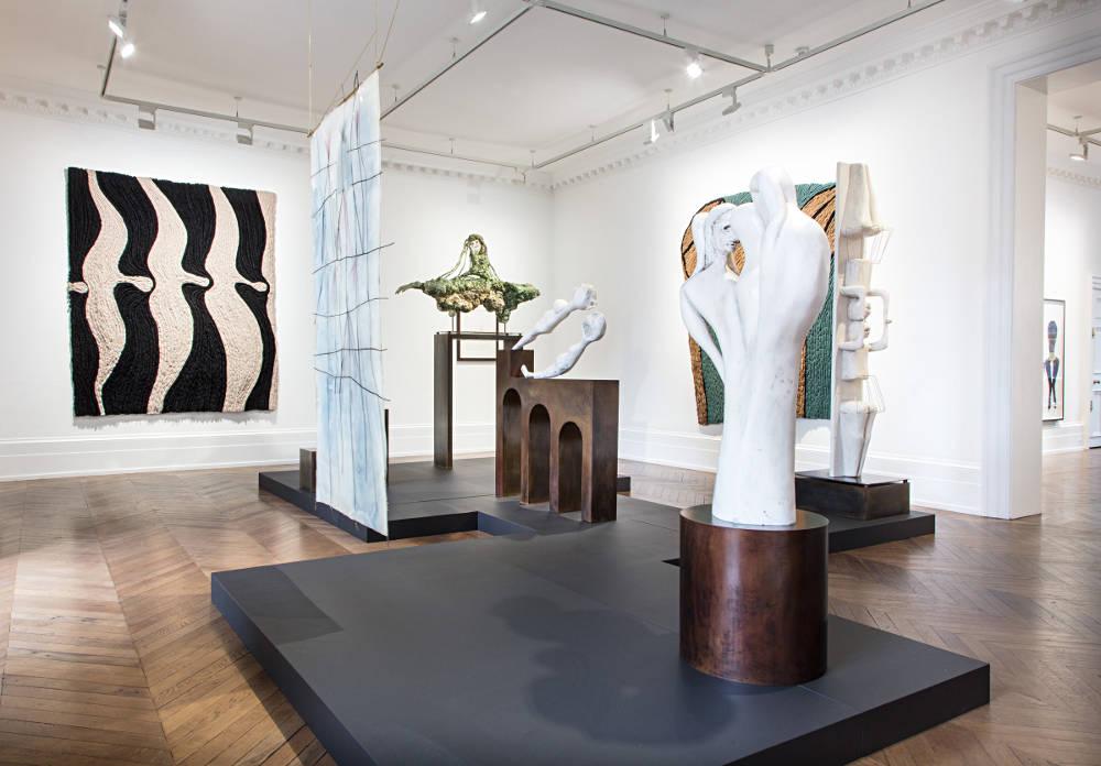 Michael Werner Gallery Mayfair Enrico David 2