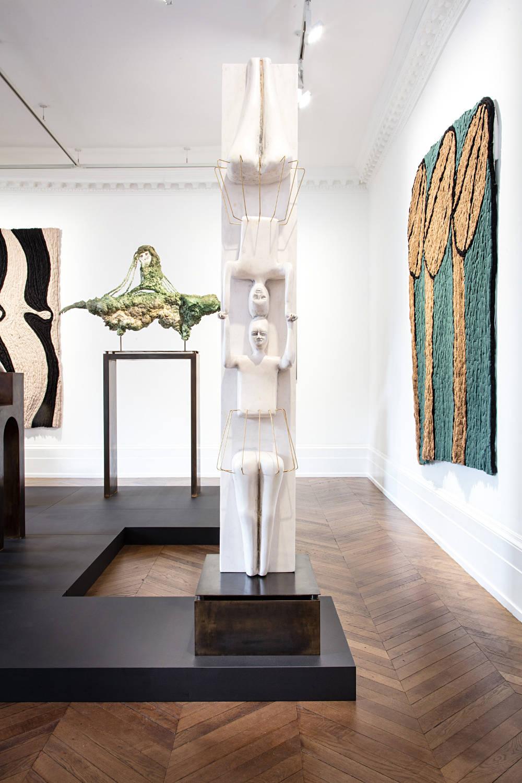 Michael Werner Gallery Mayfair Enrico David 3