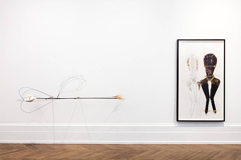 Michael Werner Gallery Mayfair Enrico David 4