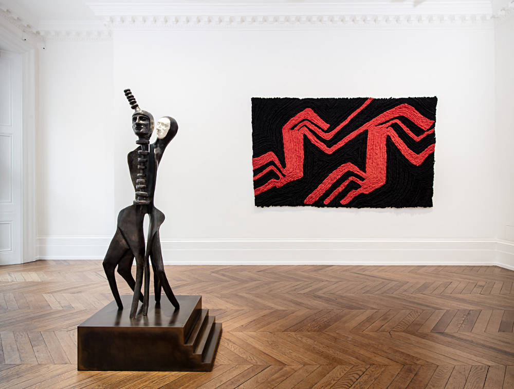 Michael Werner Gallery Mayfair Enrico David 5