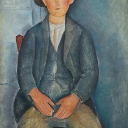 Modigliani @Tate Modern, London  - GalleriesNow.net