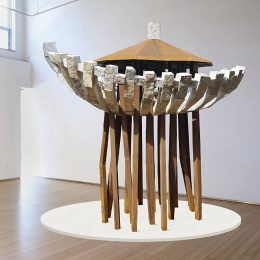 Ilan Averbuch: The Lily Pond @Nancy Hoffman Gallery, New York  - GalleriesNow.net