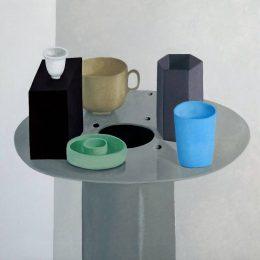 Nathalie Du Pasquier: Other Rooms @Camden Arts Centre, London  - GalleriesNow.net