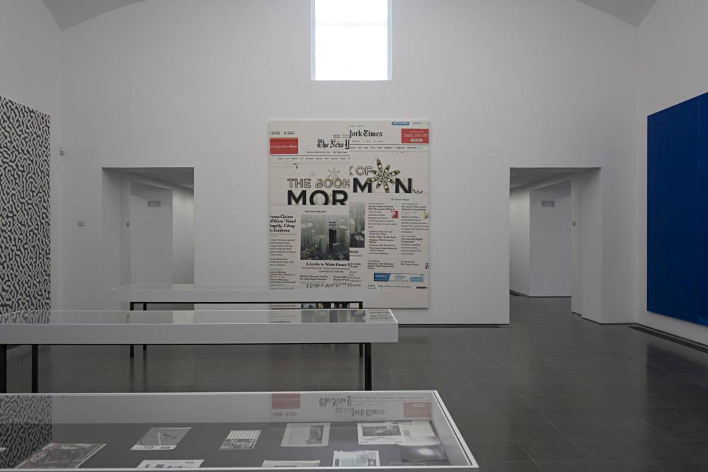 Serpentine Gallery Wade Guyton 2