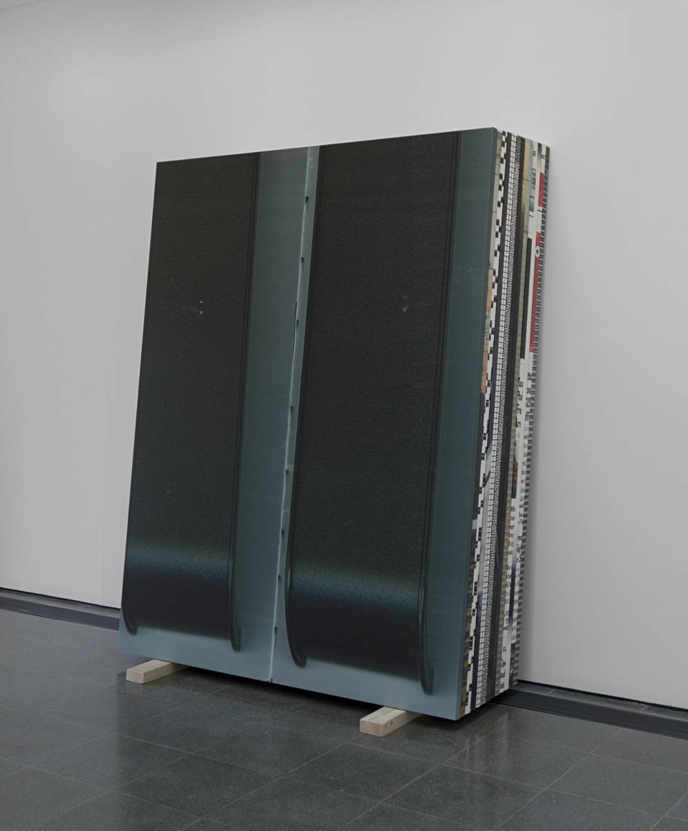 Serpentine Gallery Wade Guyton 3