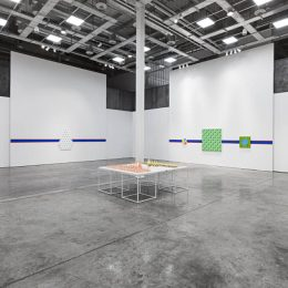 Pouran Jinchi: The Line of March @The Third Line, Dubai  - GalleriesNow.net