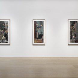 Hernan Bas: Cambridge Living @Victoria Miro Mayfair, London  - GalleriesNow.net