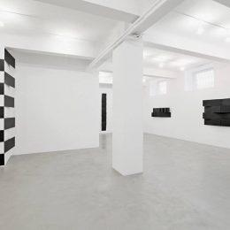 Lesley Foxcroft: New Works in M.D.F. and Rubber @A arte Invernizzi, Milan  - GalleriesNow.net