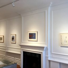 Works on Paper 1960's - 80's @Anders Wahlstedt Fine Art, New York  - GalleriesNow.net