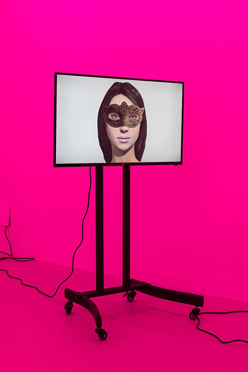 Annka Kultys Gallery Mediengruppe Bitnik 5