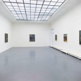 Alice Neel: The Great Society @Aurel Scheibler, Berlin  - GalleriesNow.net