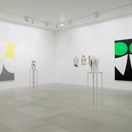 Alex Dordoy: The Moss is Dreaming @Blain|Southern, Hanover Sq, London  - GalleriesNow.net