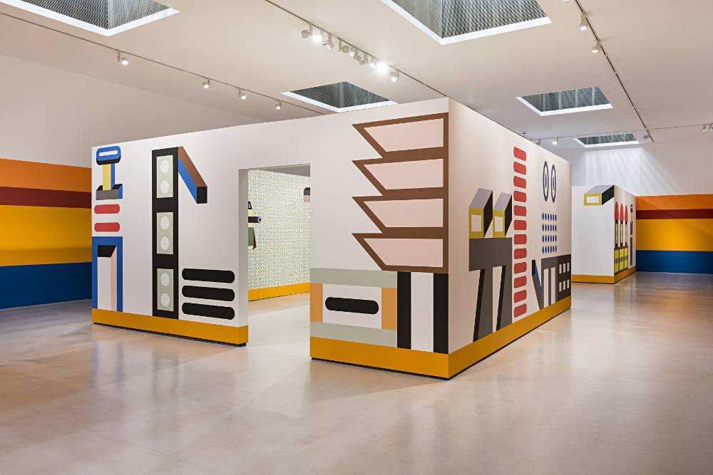 Camden Arts Centre Nathalie Du Pasquier 1