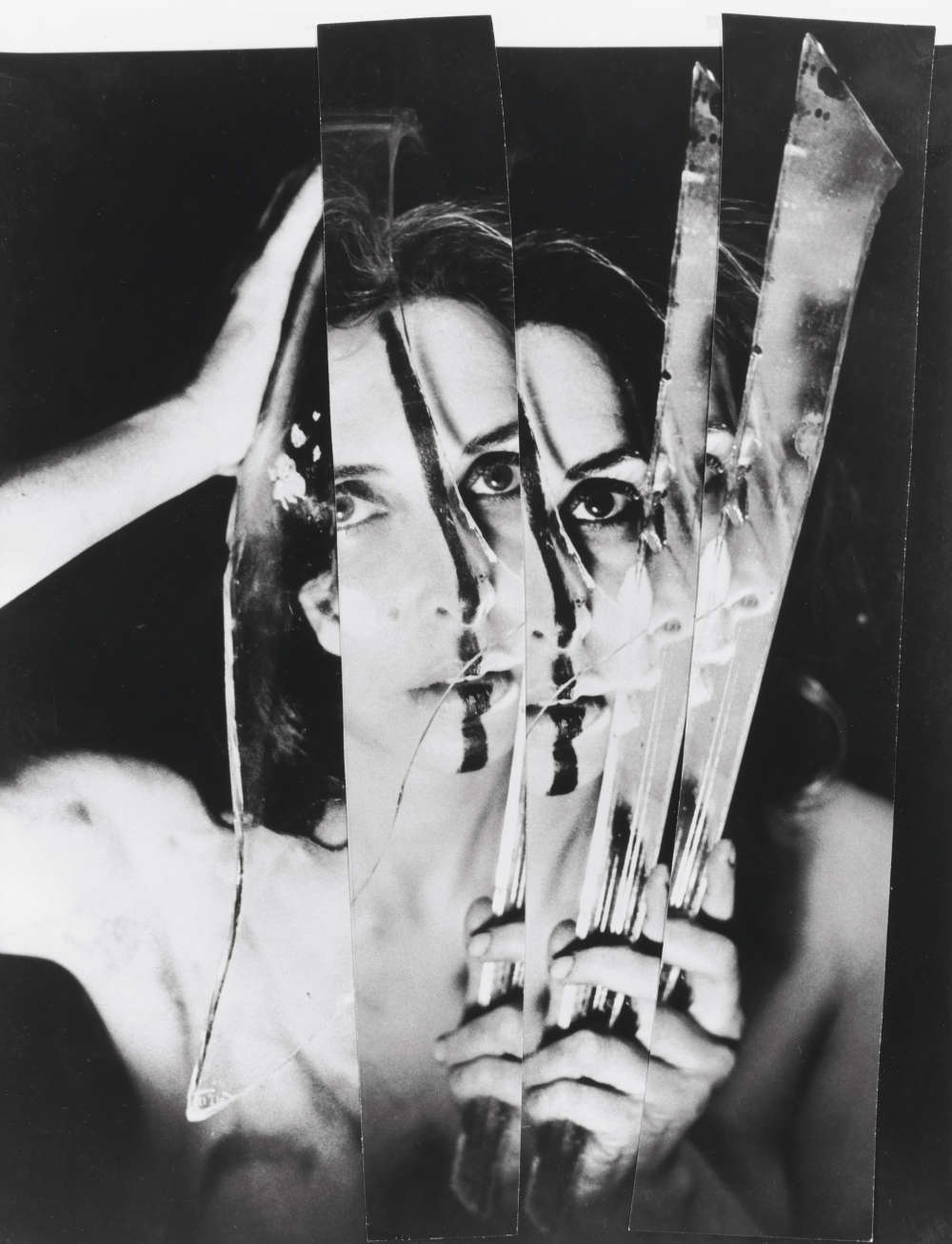 Carolee Schneemann Eye Body