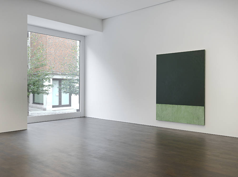 Gagosian Grosvenor Hill Brice Marden 1