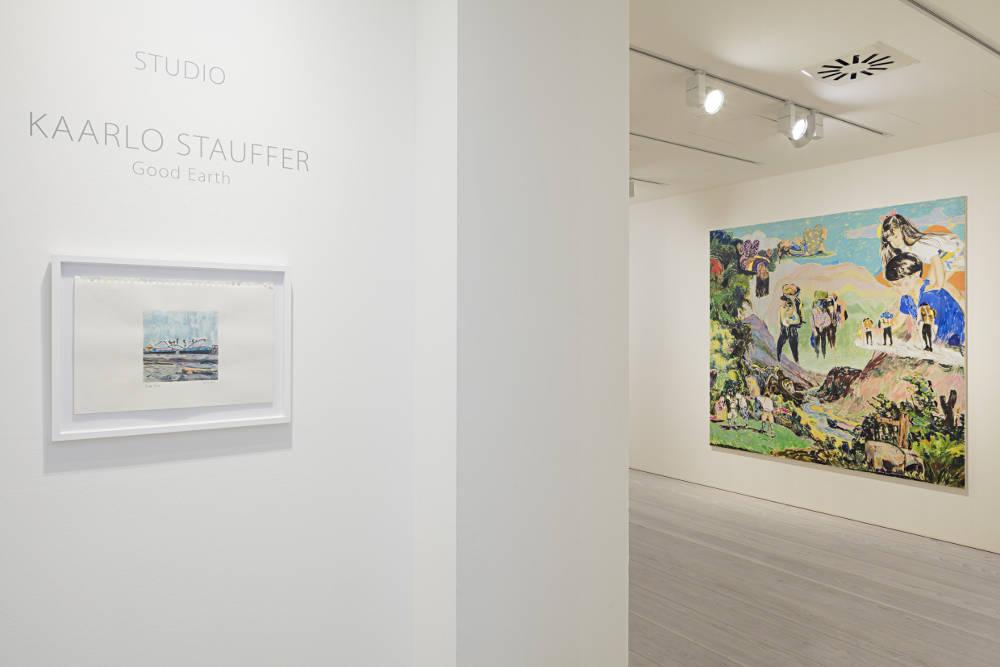 Galerie Forsblom Kaarlo Stauffer 1