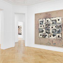 Richard Prince: Super Group @Galerie Max Hetzler, Bleibtreustr., Berlin  - GalleriesNow.net