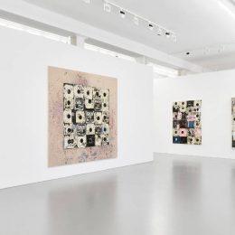 Richard Prince: Super Group @Galerie Max Hetzler, Goethestr., Berlin  - GalleriesNow.net