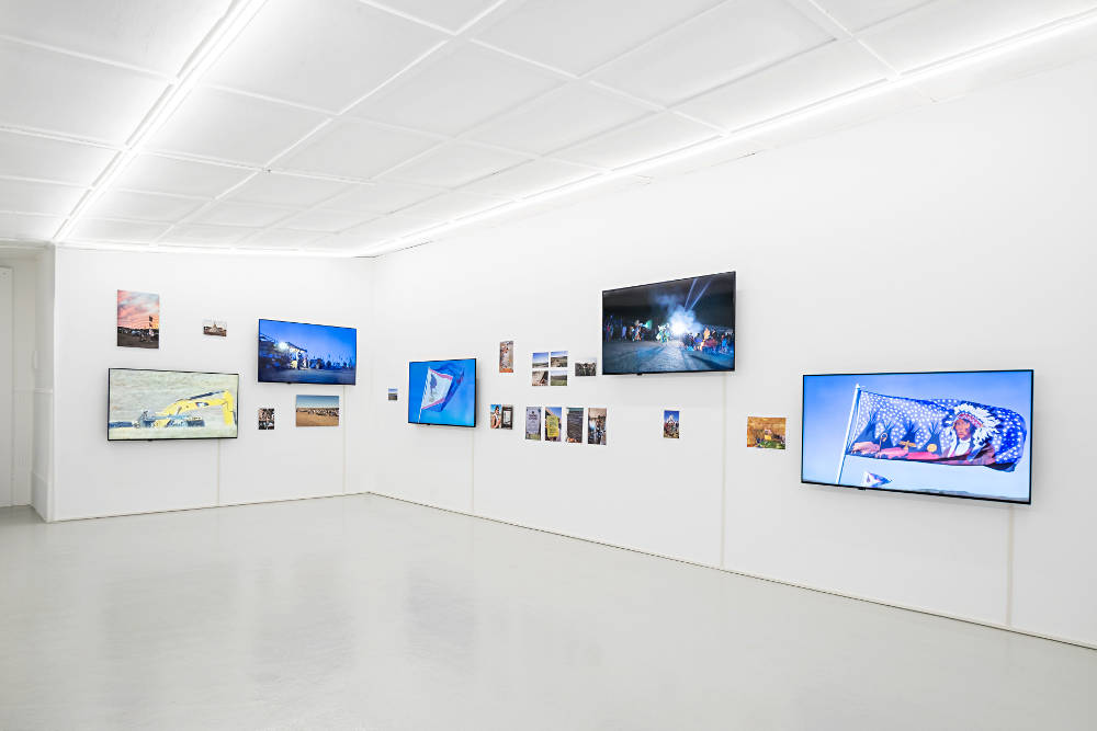 Galleria Continua San Gimignano Ahmed Mater 3