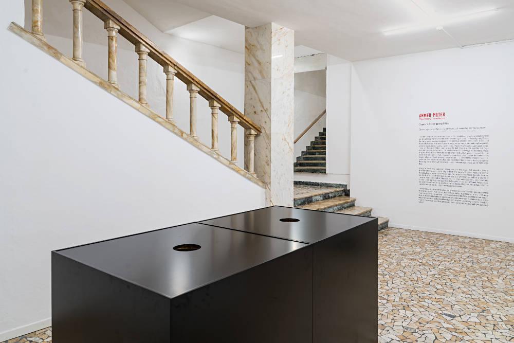 Galleria Continua San Gimignano Ahmed Mater 4