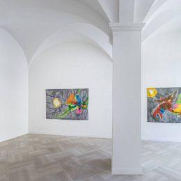 Etel Adnan: Déjeuner au soleil @Galleria Continua San Gimignano, Siena  - GalleriesNow.net
