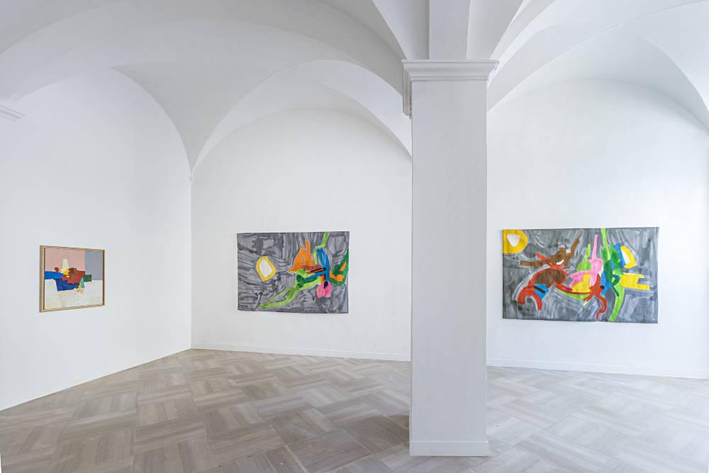 Galleria Continua San Gimignano Etel Adnan 1
